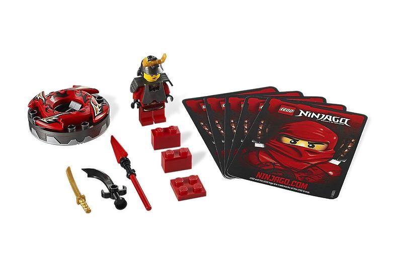 Lego 9566 Ninjago Samuraj X
