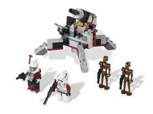 obrázek Lego 9488 Star Wars Bojová jednotka vojáků Elite C