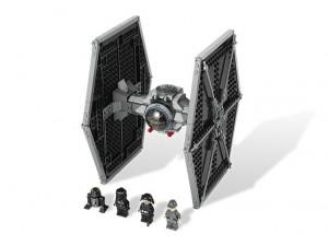 obrázek Lego 9492 Star Wars Stíhačka TIE