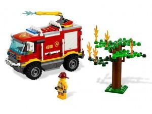 obrázek Lego 4208 City Hasičské auto