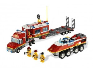 obrázek Lego 4430 City Fire Transporter