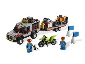 obrázek Lego 4433 City Tahač na terénní motorky