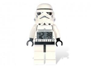 obrázek Lego 2856080 Star Wars digitalní budík Stormtroope