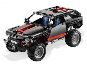 obrázek Lego 8081 Technic Extreme Cruiser 4x4