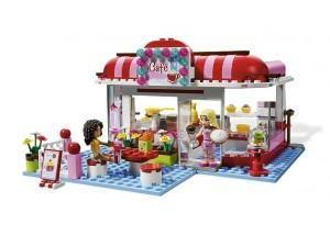 obrázek Lego 3061 Friends Kavárna