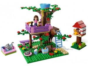 obrázek Lego 3065 Friends Dobrodužství ve stromovém domku