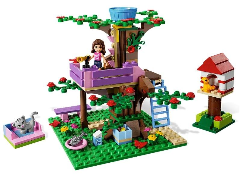 Lego 3065 Friends Dobrodužství ve stromovém domku