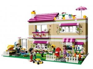 obrázek Lego 3315 Friends Olivia a vysněný dům