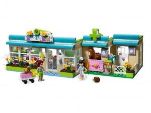 obrázek Lego 3188 Friend Veterinární klinika v Heartlake