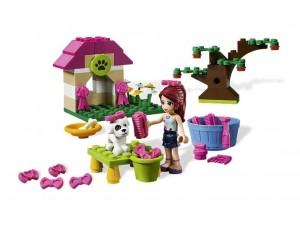 obrázek Lego 3934 Friends Mia a bouda pro štěnátko.