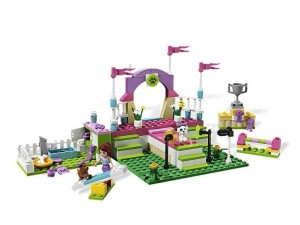 obrázek Lego 3942 Friends Výstava psů v Heartlake