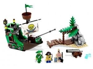obrázek Lego 3817 SpongeBob Bludný Holanďan