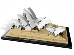 obrázek Lego 21012 Architecture Opera v Sydney