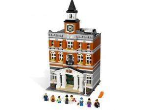 obrázek Lego 10224 Radnice