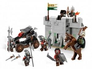 obrázek Lego 9471 Pán prstenů Armáda Uruk-hai