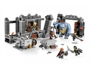 obrázek Lego 9473 Pán prstenů Doly v Morii