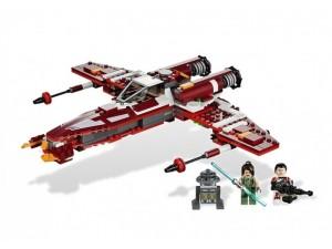 obrázek Lego 9497 Star Wars Hvězdná stíhačka Republiky