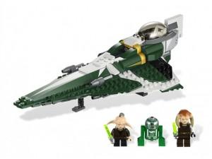 obrázek Lego 9498 Star Wars Hvězdná stíhačka Jediho Saesee
