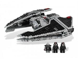 Lego 9500 Star Wars Stíhací letoun Sithů