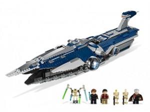 obrázek Lego 9515 Star Wars The Malevolence (Bojová loď)