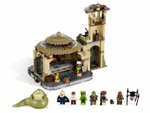obrázek Lego 9516 Star Wars Jabbův palác