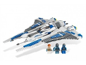 Lego 9525 Star Wars Vizsla's Mandalorian Fighter