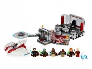 obrázek Lego 9526 Star Wars Zatčení Palpatina