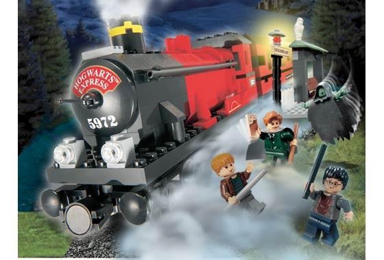 Lego 4758 Harry Potter Hogwarts Express (2nd edition)