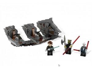 Lego 7957 Star Wars Sith Nightspeeder