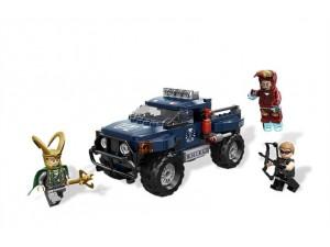 obrázek Lego 6867 Super Heroes Lokiho únik