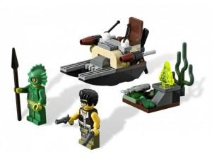 obrázek Lego 9461 Monster Fighters Příšera z močálu