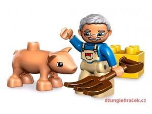 obrázek Lego 5643 Duplo Malé prasátko