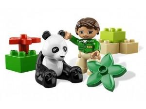 obrázek Lego 6173 Duplo Panda