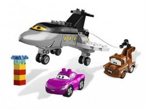 obrázek Lego 6134 Duplo Tryskáč Siddeley zasahuje