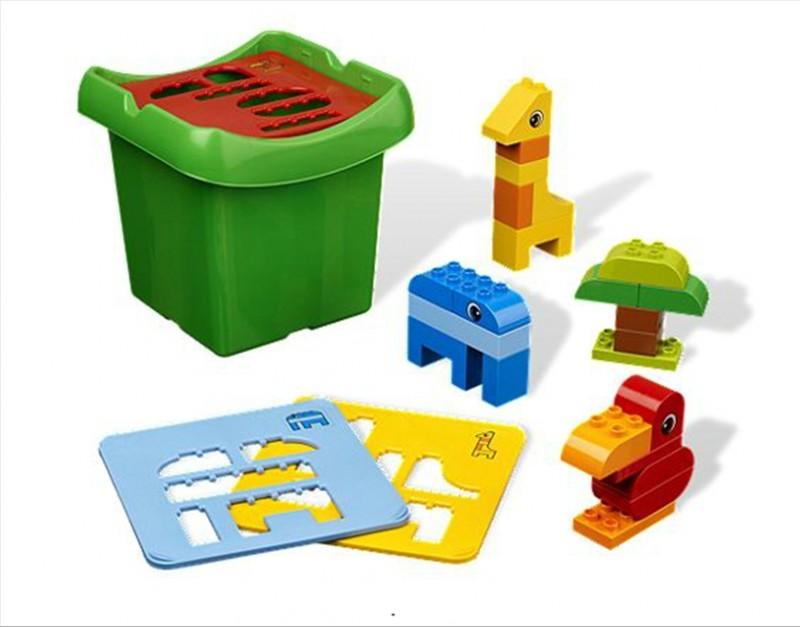 Lego 6784 Duplo Rozlišování tvarů