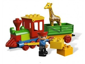 obrázek Lego 6144 Duplo Vláček v ZOO