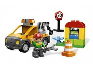 obrázek Lego 6146 Duplo Odtahový vůz