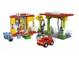 obrázek Lego 6171 Duplo Čerpací stanice