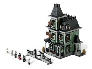 obrázek Lego 10228 Monster Fighters