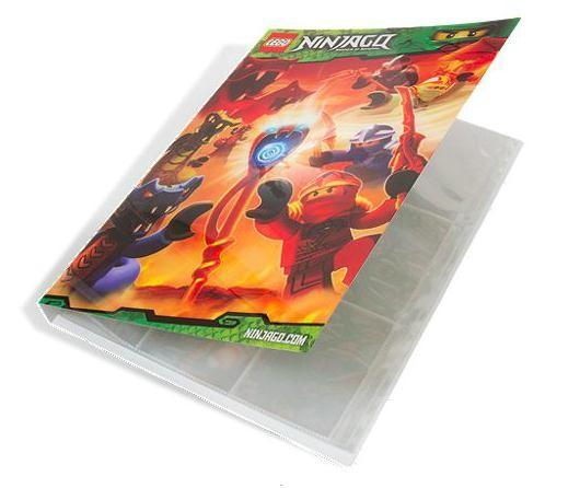 Lego 853410 Ninjago Desky na hrací karty