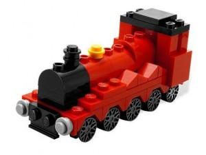 obrázek Lego 40028 Bradavický expres mini