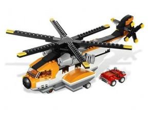obrázek Lego 7345 Creator Přepravní vrtulník