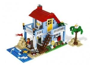 obrázek Lego 7346 Creator Plážový domeček