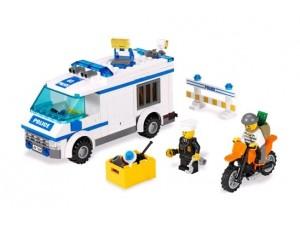 obrázek Lego 7286 City Přeprava vězně