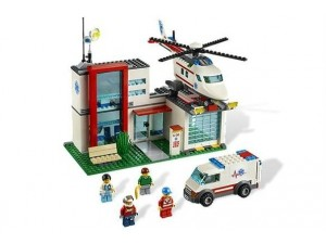 obrázek Lego 4429 City Záchranná helikoptéra