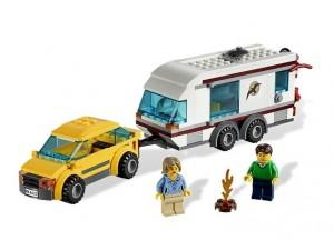 obrázek Lego 4435 City Auto a karavan