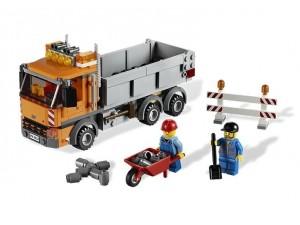 obrázek Lego 4434 City Sklápěčka