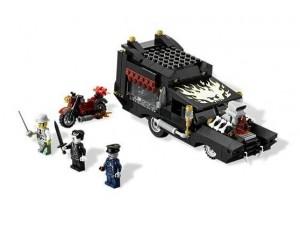 obrázek Lego 9464 Monster Fighters Pohřební vůz upíra