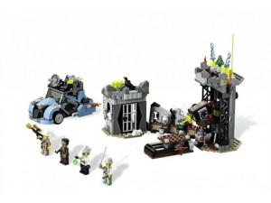 obrázek Lego 9466 Monster Fighters Šílený profesor a jeho