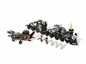 obrázek Lego 9467 Monster Fighters Vlak duchů